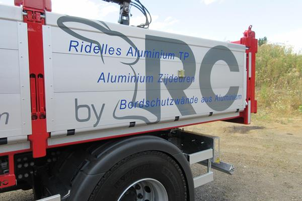"""Patented"" RC Aluminium Dropside"