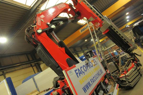 FASSI cranes - Products
