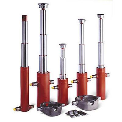 Hydraulic cylinder - Stock material